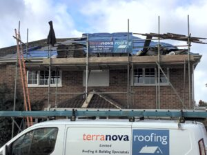 Roof Repairs Shinfield