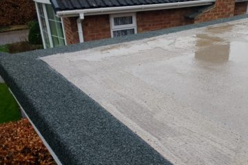 flat roofing company near me